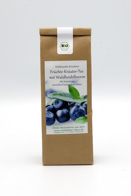 Bio-Früchte-Kräuter-Tee, 50g